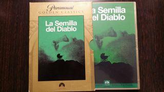 La semilla del diablo.Edicion Golden Coleccionista