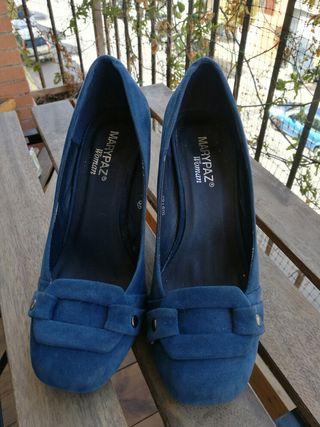 De Zapatos Del En € Marypaz Azules Camp Segunda La Selva 10 Por Mano rrAEqPxO