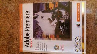 Libro informatica Adobe Premiere 5.0