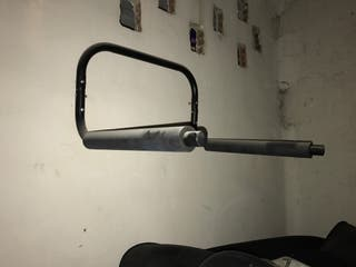 Soporte bici pared