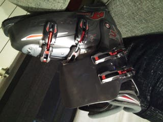 Botas de Esqui+ bolsa de transporte