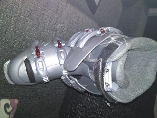 vendo botas de esqui + bolsa de transporte