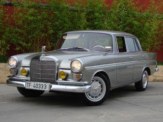Mercedes-Benz 200D Colas 1967
