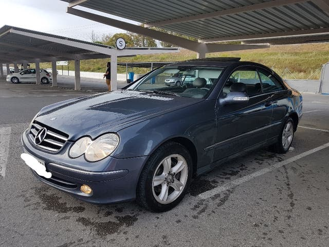 Mercedes-Benz CLK 2004