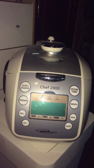 CHEF 2000 Turbo inteligente robot de cocina