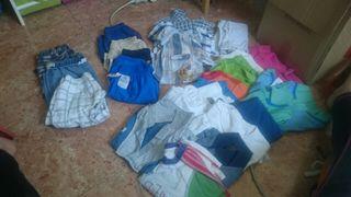 ropa de niño 2 años de verano