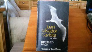 libro Juan Salvador Gaviota