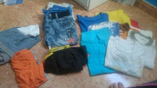 ropa de niño 6 años de verano