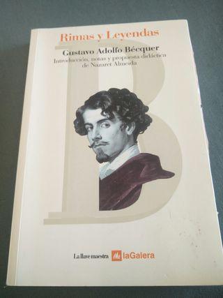 Rimas y leyendas de Becquer