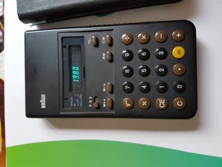 Calculadora braun ag vintage de segunda mano por 150 en - Segunda mano lucena ...