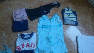 ropa de niño talla 24 meses de verano