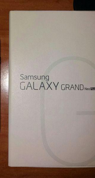 Caja Nueva Samsung Grand Neo Plus
