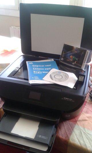 Impresora escaner foto HP
