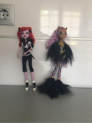 Muñecas juguete