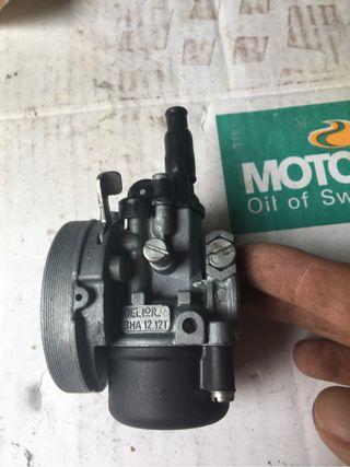 Carburador dell orto 12 SHA