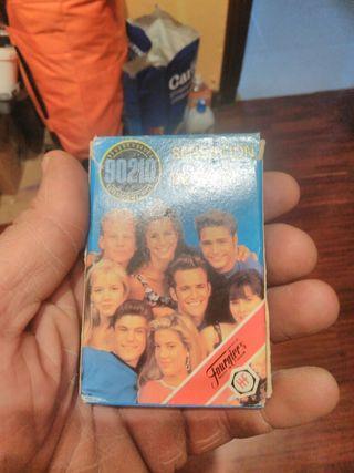 baraja de cartas fournier sensacion de vivir 90210