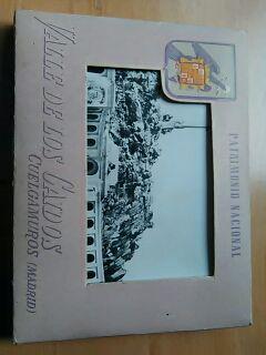Librillo 18 postales del Valle de los Caidos