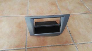 frontal para radio seat leon 2