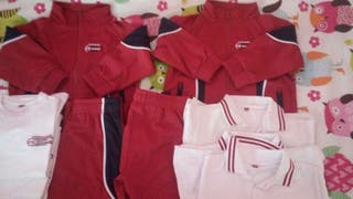 Chandal uniforme CEIP Espartales Alcala de Henares