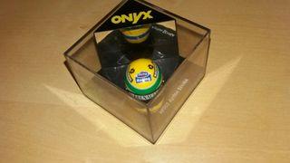 F1 casco Senna
