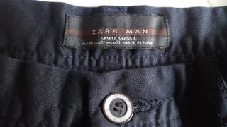 Pantalón vestir Zara Man ® Ed.Lim Black Wear