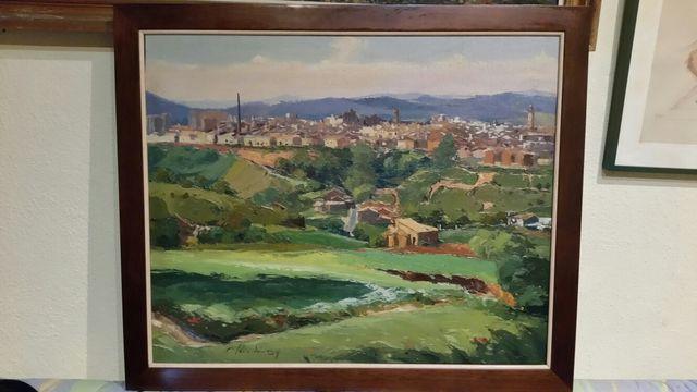 Pintor Joan Vila Arimany.