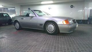 mercedes-benz SL500 1991