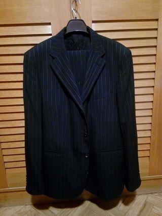 Traje Easy Wear El Corte Inglés talla 56
