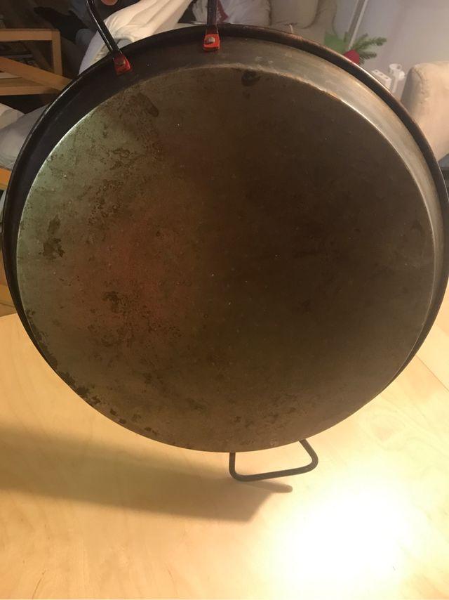Paellera 41cm
