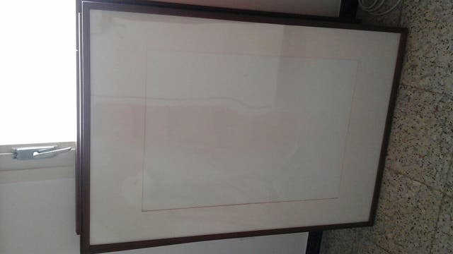 Marcos para láminas, cuadros grandes. de segunda mano por 25 € en ...