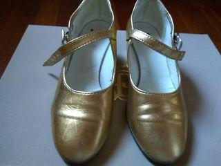 Zapatos de flamenca. número 32