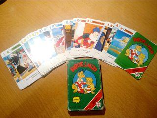 juego de cartas Popeye hijo años 90