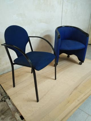 Silla y sillón oficina