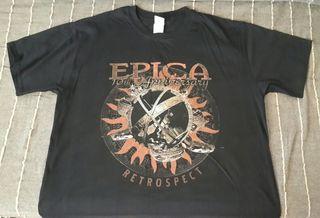 Epica Camiseta Limitada Retrospect Original