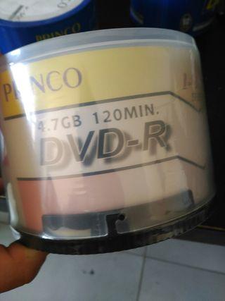 pack de cd y dvd para grabar