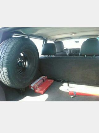 Jeep Cherokee 2.5 Turbo Diésel