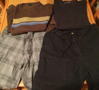 Lote ropa masculina