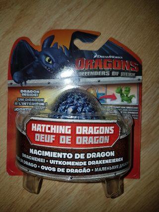huevo mágico Cómo entrenar a tu dragón