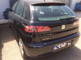 SEAT Ibiza 2005 1.9 TDI Despieze completo
