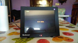 golmar ld-104 H monitor CON BACKLICHT LED