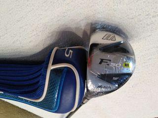 Golf Madera. Mizuno F50 N*5 Reg Zurdo Nueva