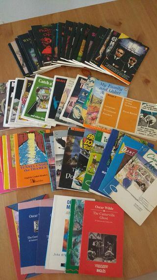 Colección libros inglés