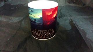 taza ceramica star wars the force awakes