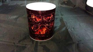 taza ceramica star wars fuego