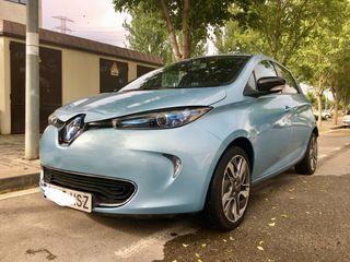 Renault ZOE Eléctrico 0 emisiones
