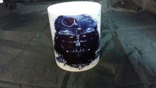 taza ceramica star wars