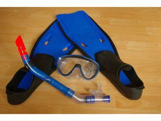 Conjunto buceo snorkel