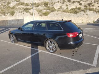Audi A6 2007 Sline3.0diesel/233cv Full equip!
