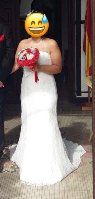 Vestidos de novia yuncos