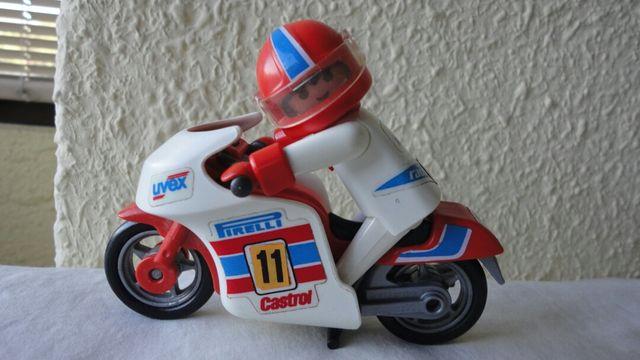 Motos playmobil de segunda mano por 25 en madrid en wallapop for Playmobil segunda mano